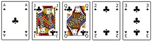 Poker Hände - Flush