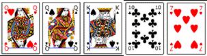 Poker Hände - One Pair