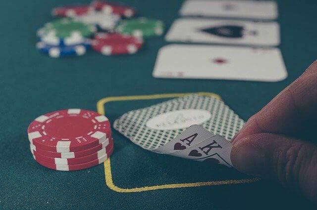 Hand beim poker höchste Regeln von