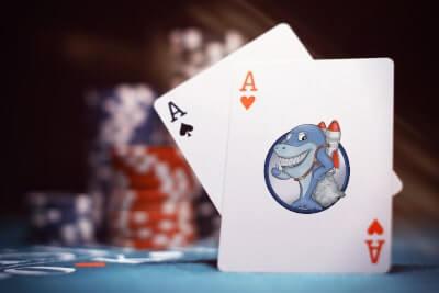 Texas Holdem Poker - 2 Asse