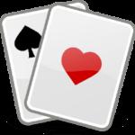 Stud Poker - 2 Pokerkarten