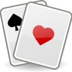 Texas Holdem Poker - 2 Pokerkarten